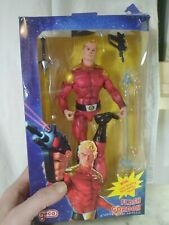 NECA Defenders Of The Earth Flash Gordon Action Figure Damaged leg came off