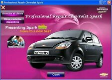 FACTORY SERVICE MANUAL FSM REPAIR MANUAL FOR CHEVROLET SPARK 2006 - 2010