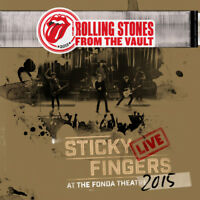 The Rolling Stones: From the Vault - Sticky Fingers Live At... DVD (2017) The