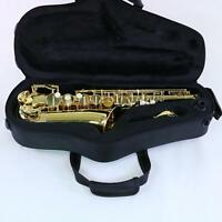 Gemeinhardt 'Alpha' Beginner Alto Saxophone Outfit in Lacquer BRAND NEW