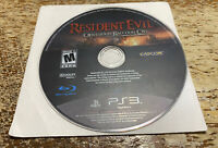 Resident Evil: Operation Raccoon City - Playstation 3 PS3 - no case