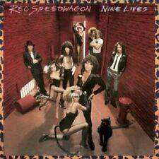 REO SPEEDWAGON - NINE LIVES (LIMITED COLLECTOR'S EDITION)  CD  ROCK  NEW+