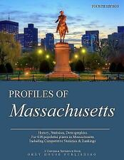 Profiles of Massachusetts, 2015: Print Purchase Includes 3 Years Free Online