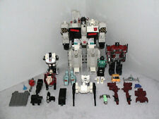 Old Takara Microman Diaclone Trans Formers First Convoy  Etc. Combined
