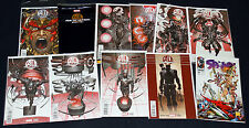 Age of Ultron #1-10+(Most 1:25 Variant Covers)+ Spawn #9 Angela 1993/2013 VF/NM