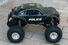 Custom Buggy Body Police Sheriff for Traxxas 1/10 Bigfoot / Stampede Truck Shell