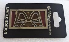 Cast Disney Wdi Stare Into My Eyes Villains Aladdin Jafar Stained Glass Le Pin