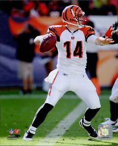 Andy Dalton Cincinnati Bengals NFL Licensed Unsigned Glossy 8x10 Photo A