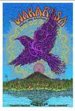 Wakarusa 2010 Artist Edition Screen Poster Print by Emek Signed Ed 100