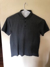 Under Armour Men's Gray Short Sleeved Polo Shirt - HeatGear - XL NEW With Tag