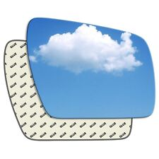 Right hand driver off side convex mirror glass Kia Soul 2008 - 2013 397RS
