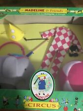 Vintage Eden Madeline & Friends Circus Outfit Play Set 2000 NRFB