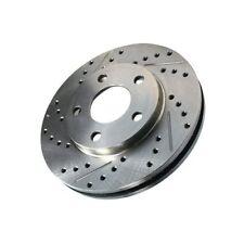 Centric 227.42080L Front Left Disc Brake Rotor-C-TEK Sport Drilled/Slotted Disc