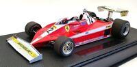 GP Replicas 1/18 Scale Model Car GP37B - Ferrari 312 T3  #2 Gilles Villeneuve