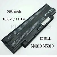 Battery J1KND FOR DELL Inspiron N3010 N4010 N4110 N5010 N5110 N7010 Charger