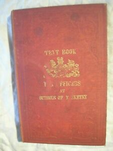 British Army Musketry School Manual 1877 Weapon Rifle Training Military History