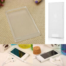 5BC4 TPU Transparent Clear Gel Case Cover Skin Shell For iPod Nano 7 7th Gen