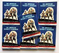 Children's THE AMERICAN PATRIOT'S HANDBOOK Set Of 7 - CH 24
