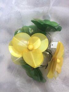 5 X John Lewis RETRO Flower Napkin Holders