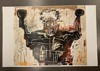 Jean Michel Basquiat Untitled Boxer Print 11x17  Neo-Expressionism Art Poster