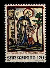 Intern. Stomatologie Kongress. 1W. San Marino 1979
