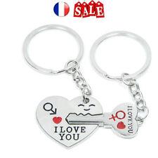 Idee Cadeau 1 An De Couple.Porte Cle Couple Ebay