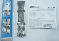 PECO 00 gauge INSULFROG DOUBLE SLIP CROSSOVER - PL-90 BOXED
