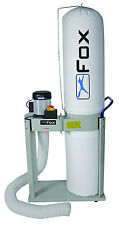 FOX F50-841 DUST EXTRACTOR (INDUSTRIAL) 1HP, 80 LITRES, 240V, 3 YEAR WARRANTY*