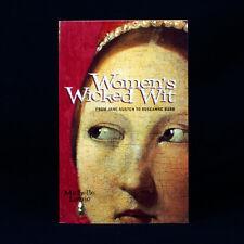 Women's Malvado Wit - De Jane Austen A Roseanne Barr