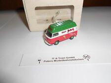 Bub 1:87: 08704 VW T2a Gino's Gelati, Edition 2012, OVP