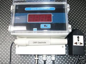 Redox ORP Controller Regler komplett wasserdicht