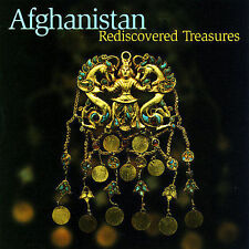 NEW Afghanistan: Rediscovered Treasures (Audio CD)