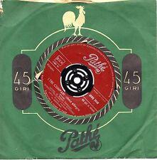 Renato Carosone E Il Suo Sestetto-I Tre Cumpari/Armen's Theme 45 giri VG+ 1957