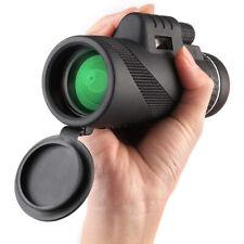 50X60 Binoculars Bak4 Prism High Power Waterproof With Night Vision 2021