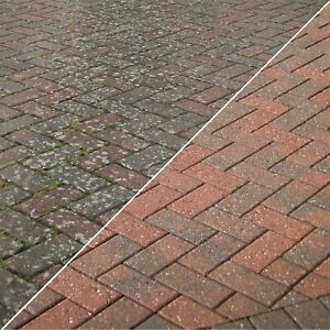 EXTREME  BLOCK PAVING + PATIO ACID- INDIAN SANDSTONE HIGH STRENGTH CLEANER 5LTR
