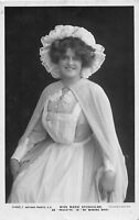 """POSTCARD  ACTRESSES MARIE STUDHOLME  IN  """"  MY MIMOSA MAID """""""