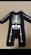 On Halloween L/S Jumpsuit - Unisex - Size 6-12 Months
