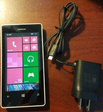 Nokia Lumia 521 Windows Smartphone - White - T-Mobile