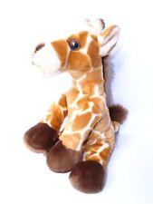 "Adventure Planet Giraffe Plush Stuff Animal Toy 10.5"" zoo animal plush"