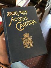 3800 Miles Across Canada - Canadian Railroad Travel - Locomotive - Maps