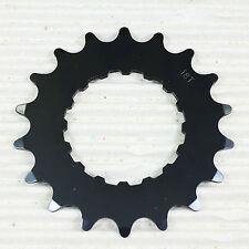 STRONGLIGHT Kettenblatt 18 Zähne Stahl schwarz für BOSCH 2 E Bike Antrieb 2014