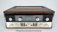 McIntosh C22 Vacuum Tube Stereo Preamplifier - Phono Stage - Vintage Audiophile