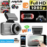 WIFI FULL HD 1080P Car DVR Dual Lens Dash Cam Camera Security Recorder Anytek Z1
