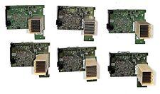 LOT 6X Dell Broadcom 5709 Dual Port Gigabit Mezz GbE H093G M610 M710 M710HD