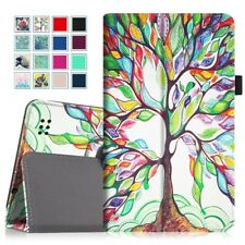 For Amazon Kindle Fire 1st Gen 2011 Tablet PU Leather Folio Case Cover Stand
