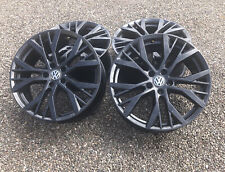 4  X VW Santiago 19 inch Alloy Wheels