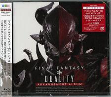 GAME MUSIC-FINAL FANTASY XIV : DUALITY- ARRANGEMENT ALBUM--JAPAN Blu-ray J50