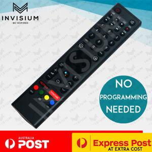 New TV Remote for CHIQ TV U50H10 U55H10 U43H10 CHANGHONG GOOGLE TV GCBLTVC0GBBT