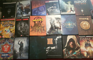 Big Sale on Strategy Guides