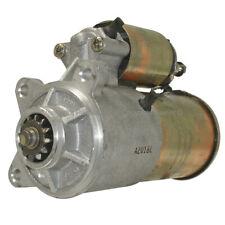 Starter Motor Quality-Built 6658S Reman